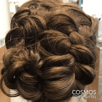 Full Updo (full head)
